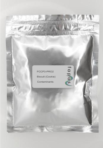 Contaminants in Biscuit (Cookie) Proficiency Test