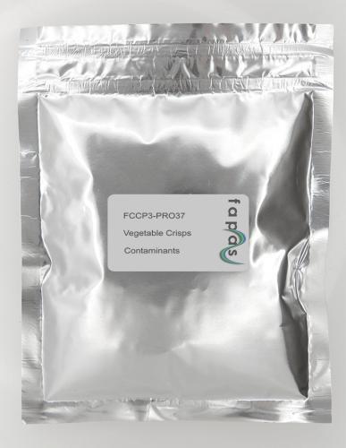 Acrylamide in Vegetable Crisps Proficiency Test