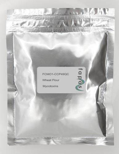 Ochratoxin A in Wheat Flour Quality Control Material