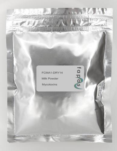 Aflatoxin M1 in Milk Powder Proficiency Test