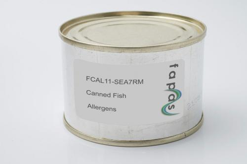 Histamine in Canned Fish Reference Material (Low Levels)