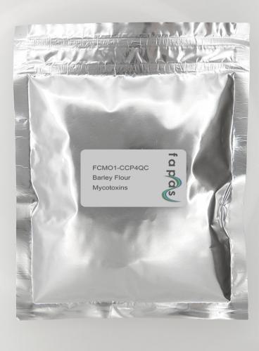 Ochratoxin A in Barley Flour Quality Control Material