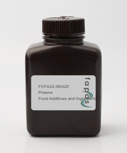 Sulphur Dioxide in Prawns Proficiency Test