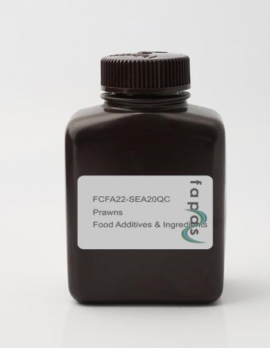 Sulphur Dioxide in Prawns Quality Control Material