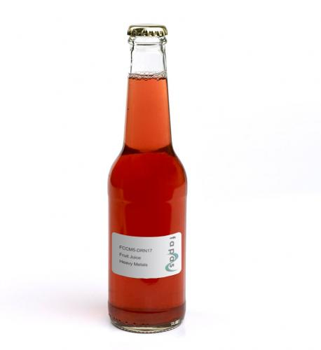 Heavy Metals in Fruit Juice Proficiency Test