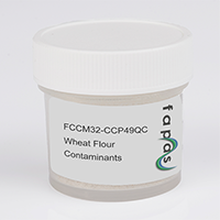 Heavy Metals in Wheat Flour Quality Control Material