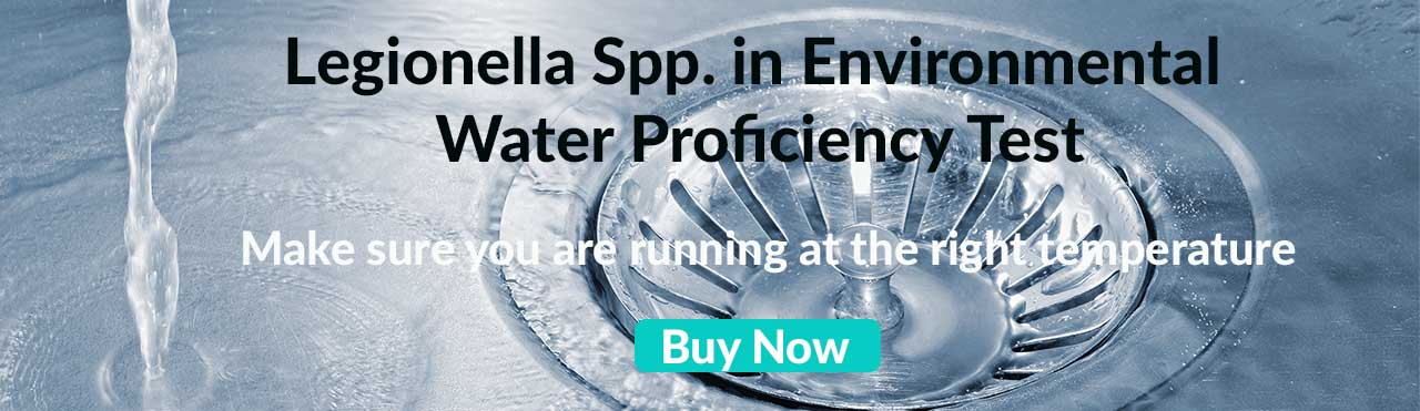 Legionella Spp. in Environmental Water Proficiency Test